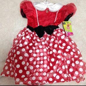 72f1760a5 Kids  Disney Minnie Mouse Costume on Poshmark